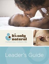 Tapa de la campaña Guía de líderes de Es natural